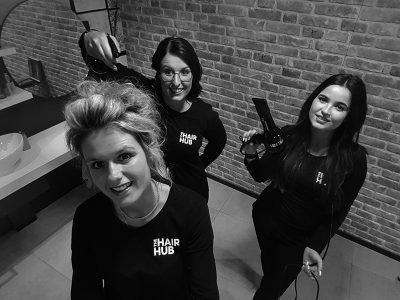 TheHairHub team Haaksbergen