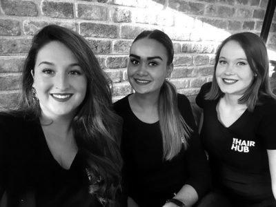 TheHairHub team Apeldoorn