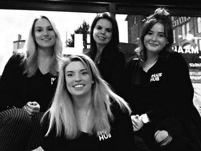 TheHairHub team Nijmegen