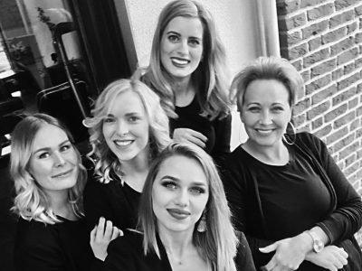hairworld team Eibergen